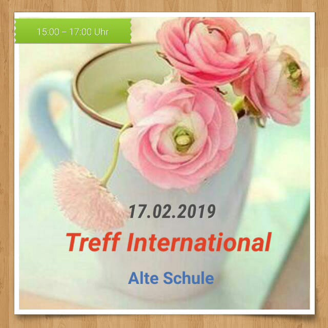 Treff International am 17.02.2019