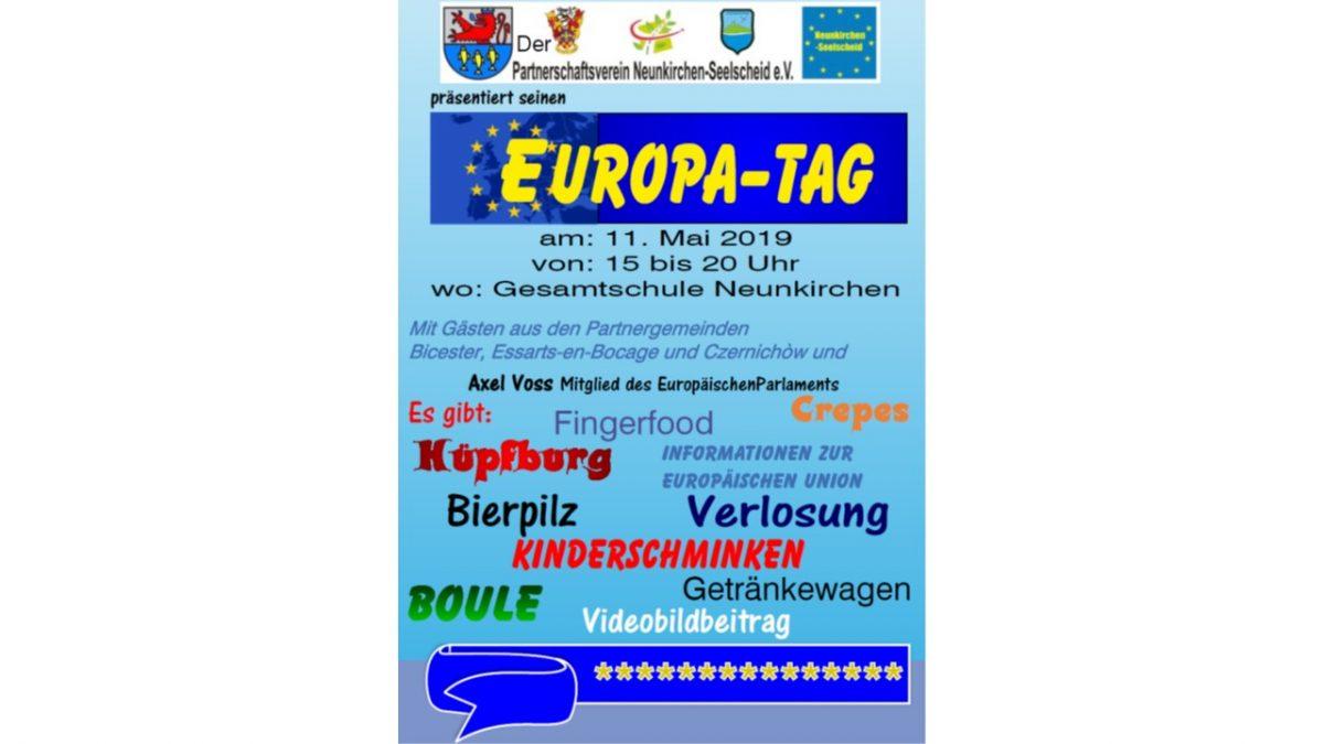 Europafest am 11.05.2019