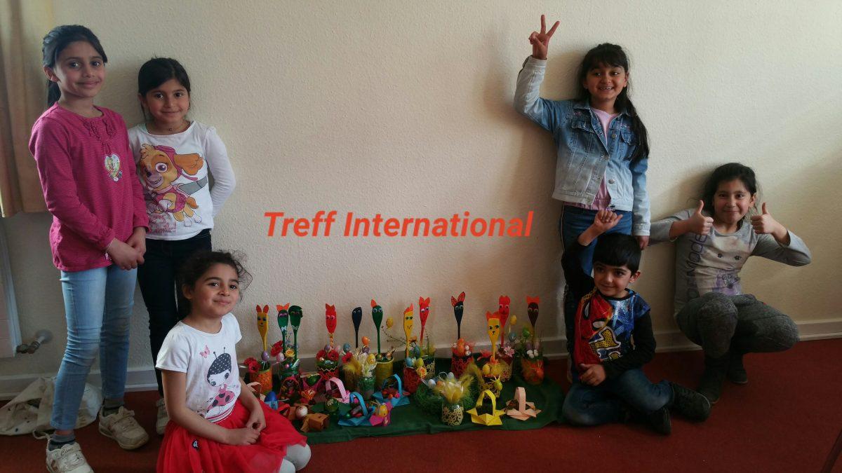 Willkommen beim Treff International