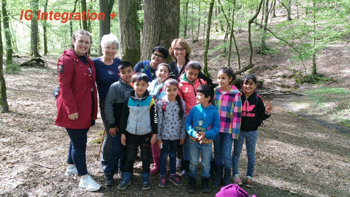 Mit Kindern die Natur entdecken