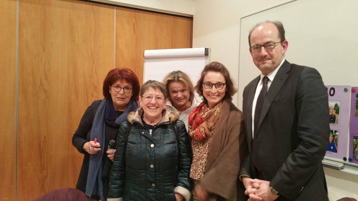 Vortrag über das neue Asylrecht- und Ausländerrecht